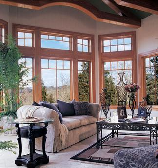 Milgard replacement windows offer many styles in many frame options.