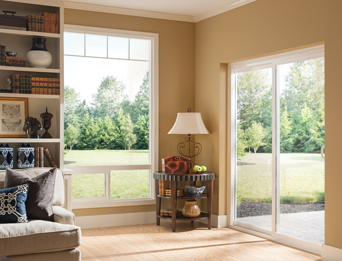 Choosing replacement windows starts with frame design. Give us an opportunity to discuss the window frame for you.