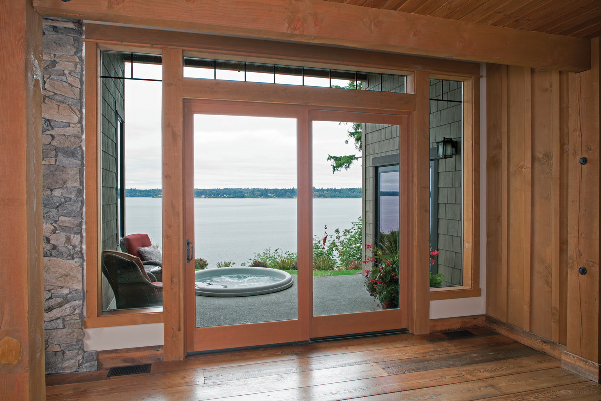 We offer Milgard's full product line of replacement windows and doors.