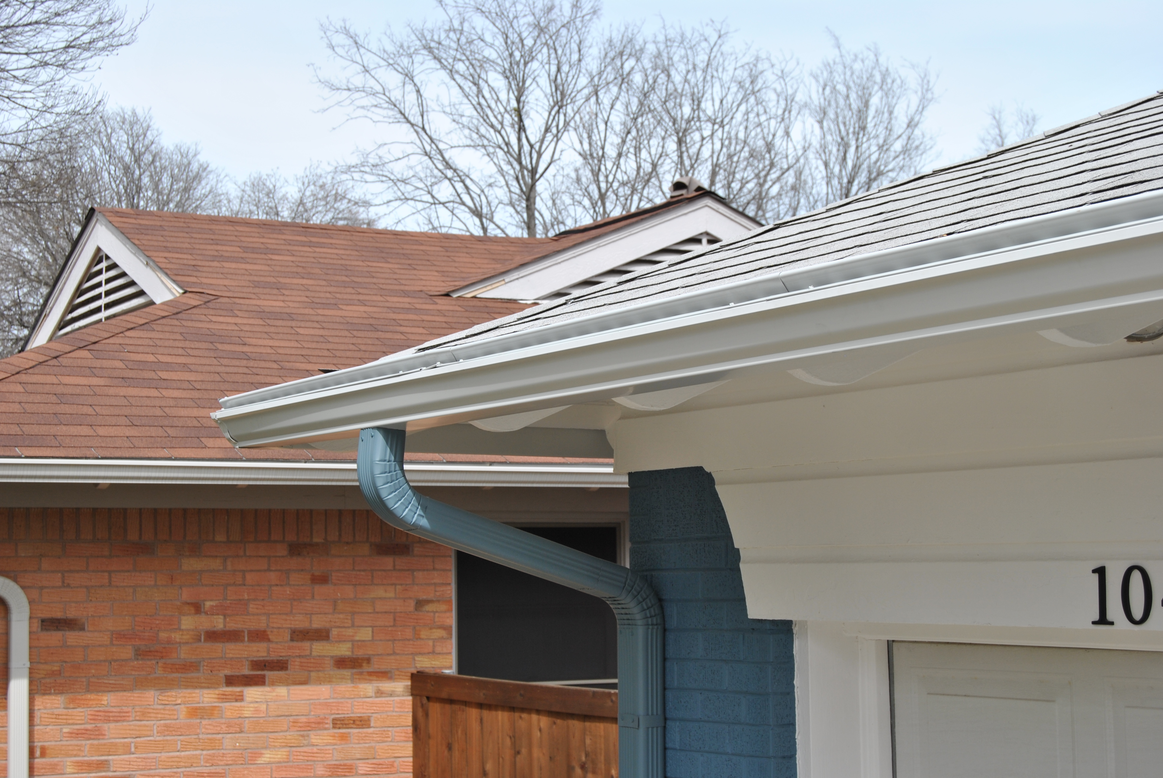 Guttering installation sales and service.  Seamless guttering repair.  Gutter covers and screens options.