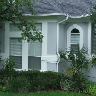 Seamless Rain Gutters - Sol Solutions Dallas, TX