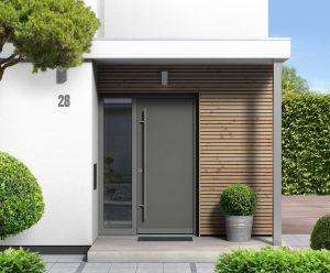 Aluminum clad doors Dallas