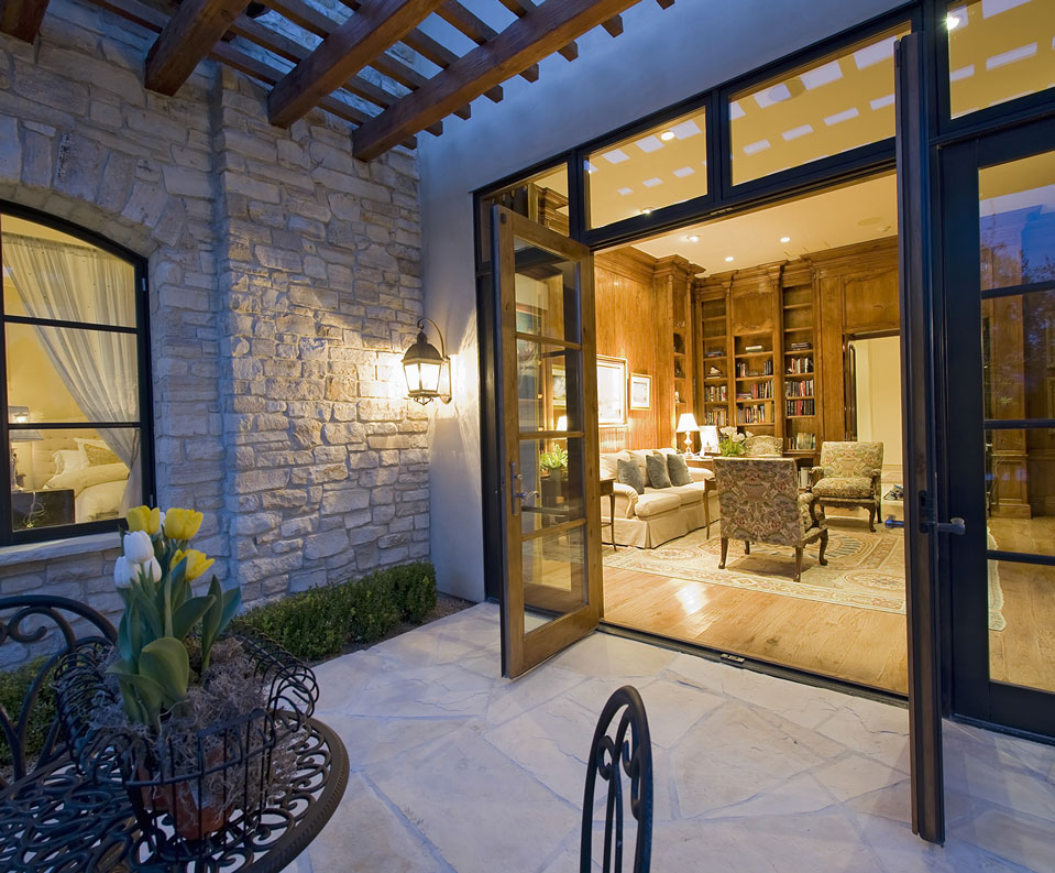 French Patio doors Dallas