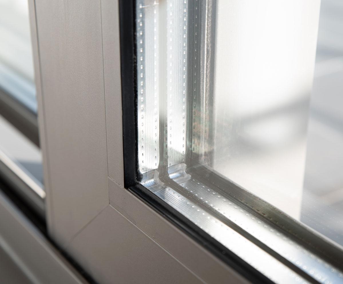 Thermal aluminum windows Dallas